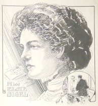 Image of Miss Elsie Sigel - Rudolph